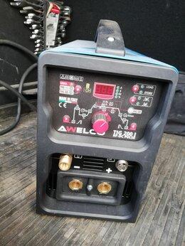 Сварочные аппараты - Инвертор Awelco TIG 200 HF PULSE, 0