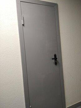 Входные двери - Дверь металлическая, 0