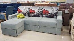 Диваны и кушетки - Угловой диван на металлокаркасе., 0