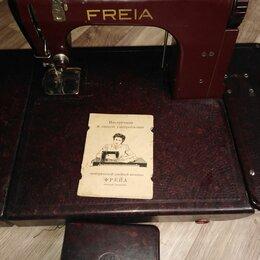 Швейные машины - Немецкая швейная машинка freia, 0