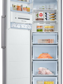 Морозильники - Морозильник Samsung RZ 32 M 7110 SA/WT, 0