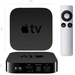 ТВ-приставки и медиаплееры - Apple TV, 0