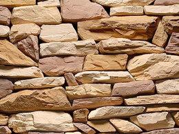 Облицовочный камень - Сколотый каскад Декоративный камень, 0