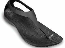 Сандалии - Женские сандалии Crocs оригинал, 0