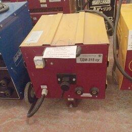 Сварочные аппараты - Сварочный трансформатор ТДМ-315СУ     , 0