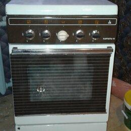 Плиты и варочные панели - Газовая плита, 0