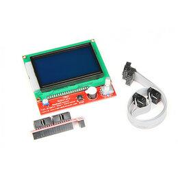3D-принтеры - Дисплей 12864 для 3д принтера (RepRapDiscount Full Graphic Smart Controller), 0