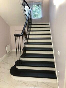 Лестницы и элементы лестниц - Деревянная лестница , 0