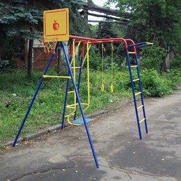 Игровые и спортивные комплексы и горки - Уличный детский комплекс Юла, 0