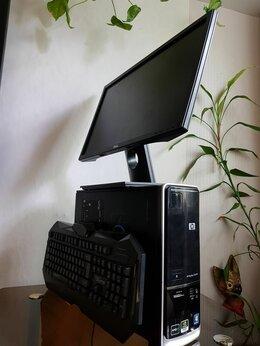 Настольные компьютеры - Игровой С монитором i3/16Gb/1Tb/r7-240, 0