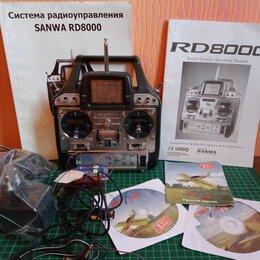 Радиоуправляемые игрушки - Аппаратура радиоуправления sanwa rd8000 + симулятор reflex xtr, 0