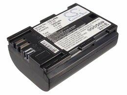 Аккумуляторы и зарядные устройства - Аккумулятор для Canon EOS 5D, 6D, 60D (LP-E6)…, 0