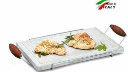 Электрические грили и шашлычницы - Сковорода гриль Bisetti 99004 мясо овощи рыбы…, 0