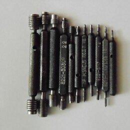 Измерительные инструменты и приборы - Резьбовые калибры, 0