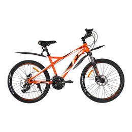 Велосипеды - Велосипед 24' RACER GT 360HD AL, 0