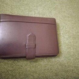 Подарочные наборы - Новый Дневник планировщик. Органайзер. Натуральная кожа, 0