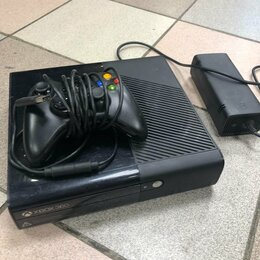 Игровые приставки - Xbox 360e 4gb, 0