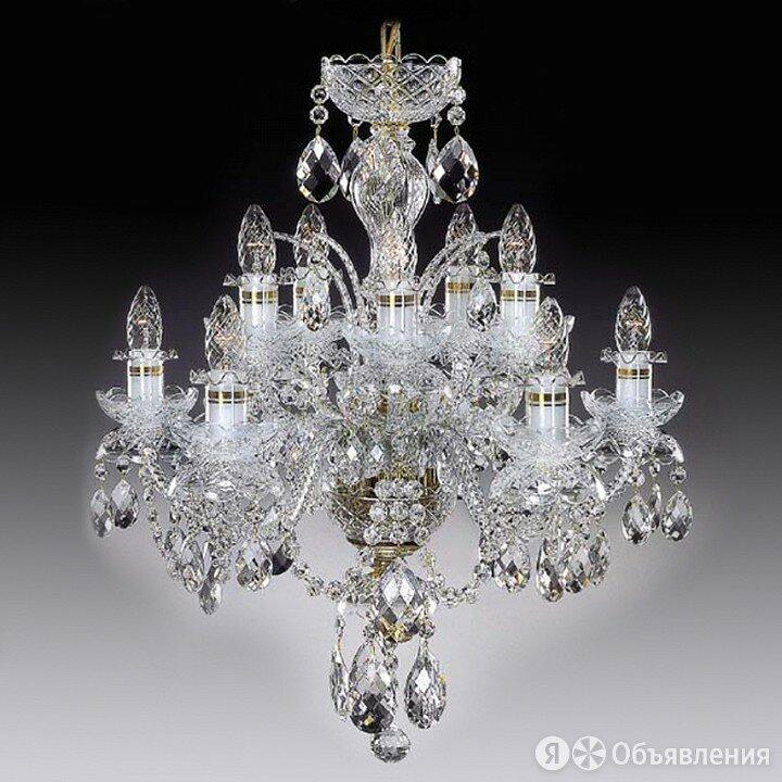 Подвесная люстра Elite Bohemia Original Classic 110 L 110/10/41 S по цене 37310₽ - Люстры и потолочные светильники, фото 0