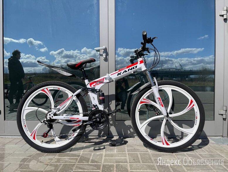 Складной горный велосипед. Литые диски по цене 13499₽ - Велосипеды, фото 0