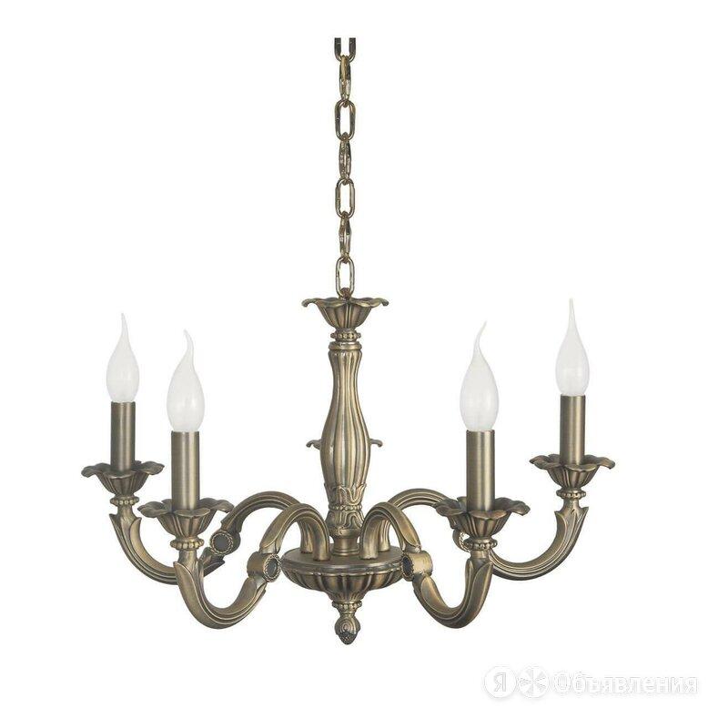 Люстры Подвесные Dio D`arte Borgia E 1.1.5 A по цене 43827₽ - Люстры и потолочные светильники, фото 0