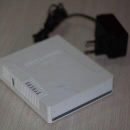 Оборудование Wi-Fi и Bluetooth - Mikrotik RB951Ui-2HnD, поддержка 3G/4G/LTE модемов, 0