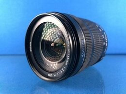 Объективы - Canon EF-S 18-135mm f/3.5-5.6 IS STM, 0