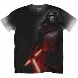 Футболки и майки - Футболка Star Wars - Episode VII: Kylo Side…, 0
