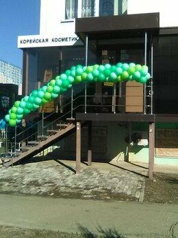 Прочие услуги - Оформление воздушными шарами магазины, 0