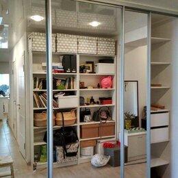 Шкафы, стенки, гарнитуры - Гардеробная купе, 0