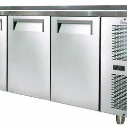 Холодильные столы - Холодильный стол TM4-SC  °C-2...+10 Объем, л500, 0