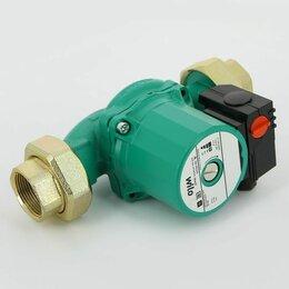 Насосы и комплектующие - Циркуляционный насос WILO 25/4 для отопления, 0