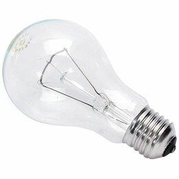 Лампочки - Лампа ЛОН  75Вт Б230-75, 0