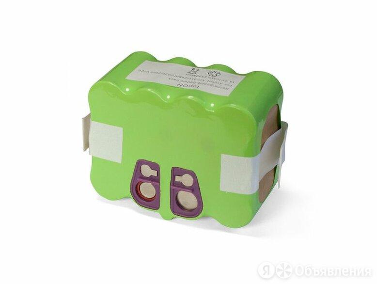 Аккумуляторная батарея для Robot RBC011 (3300mAh, 14.4V, Ni-Mh) по цене 1980₽ - Аксессуары и запчасти для ноутбуков, фото 0