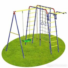Игровые и спортивные комплексы и горки - Детский игровой комплекс для дачи, 0