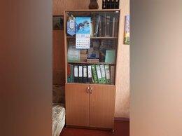 Стеллажи и этажерки - Офисный стеллаж шкаф 85х35х200 как новый, 0