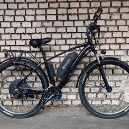 Мото- и электротранспорт - Электровелосипед Syccyba Н3, 0