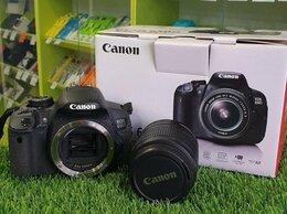 Фотоаппараты - Фотоаппарат Canon EOS 650D Kit, 0