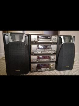 Музыкальные центры,  магнитофоны, магнитолы - Technics SL-EH500, 0