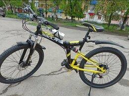 Велосипеды - Велосипед горный складной , 0