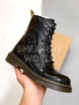 Ботинки - Dr Martens 1460 лаковые, 0