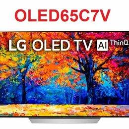 """Телевизоры - 65"""" 4K Oled Smart TV LG Oled65C7V 120Гц / 10Бит, 0"""
