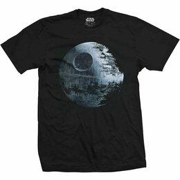 Футболки и майки - Футболка Star Wars - Death Star (XL, XXL) США, 0