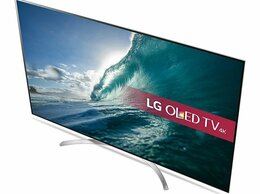"""Телевизоры - Телевизор OLED LG OLED55B7V 54.6"""", 0"""