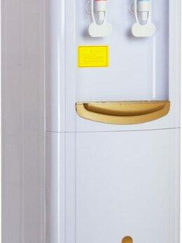 Кулеры для воды и питьевые фонтанчики - Кулер для воды Aqua Work 16LD/HLN бело-золотой, 0
