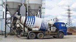 Строительные смеси и сыпучие материалы - Бетон с доставкой Бетонный завод  , 0