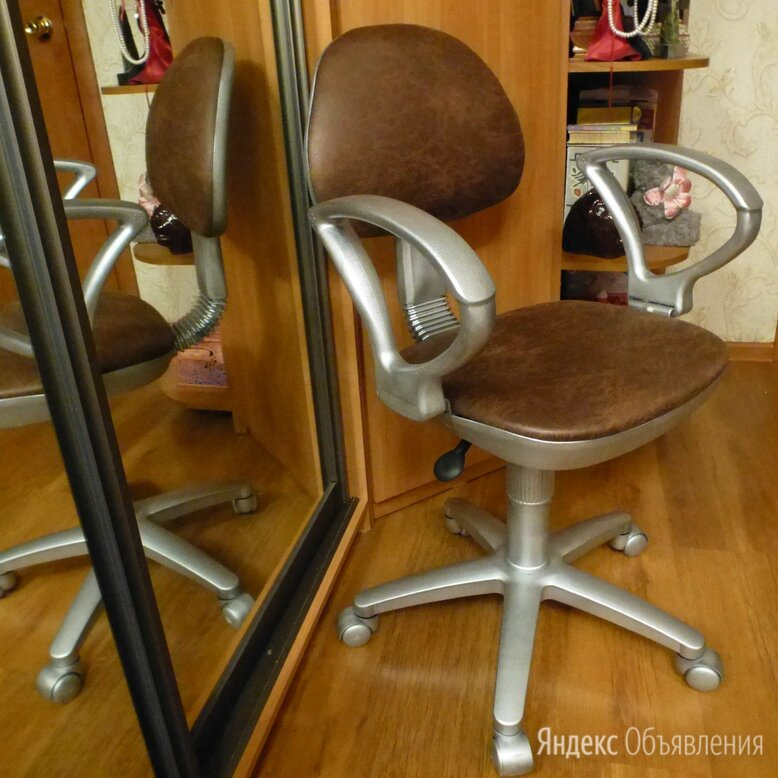 Кресло офисное новая замша Dublin Burbon. по цене 1700₽ - Компьютерные кресла, фото 0