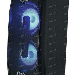 Музыкальные центры,  магнитофоны, магнитолы - Новый музыкальный центр Dexp pulsar, 0