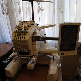 Швейные машины - Швейная машина brother PR-650, 0