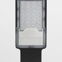 Уличное освещение - ЭРА SPP-503 светильник светодиодный уличный консоль 100W(9500lm) 190-255V 500..., 0