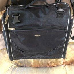 Дорожные и спортивные сумки - Мужская сумка-чемодан , 0